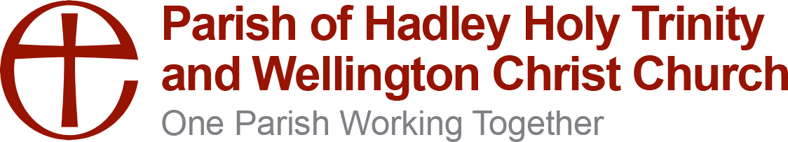 Parish of Hadley Holy Trinity and Wellington Christ Church - One Parish Working Together